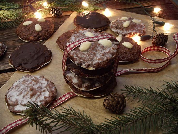 Nuremberg gingerbread for Christmas