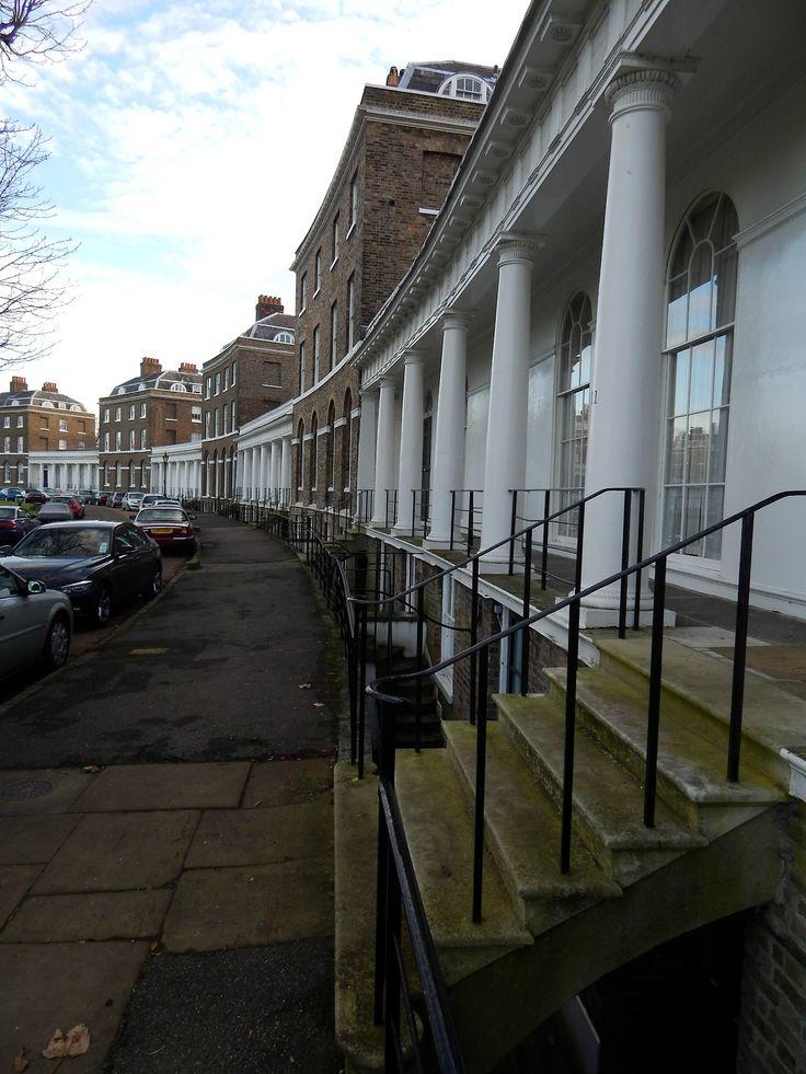 The Paragon, Blackheath, Greenwich, London, SE3