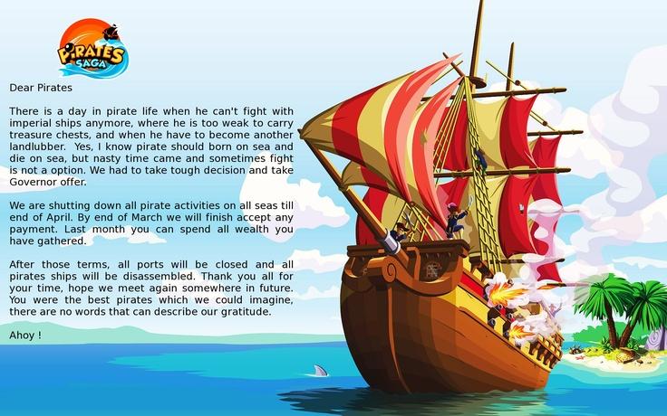 Koniec... #piratessaga