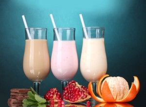 The Drs Fast Release Shake Recipe & Reader's Digest Fat Fighting Foods