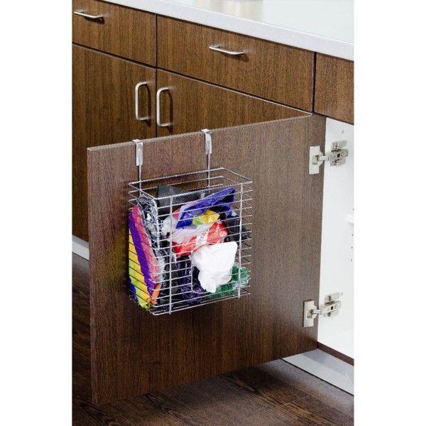 Le 25 migliori idee su porta sacchetti di plastica su - Porta sacchetti plastica ...