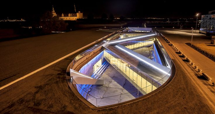 Image 20 of 32 from gallery of Danish National Maritime Museum / BIG. Photograph by Luca Santiago Mora