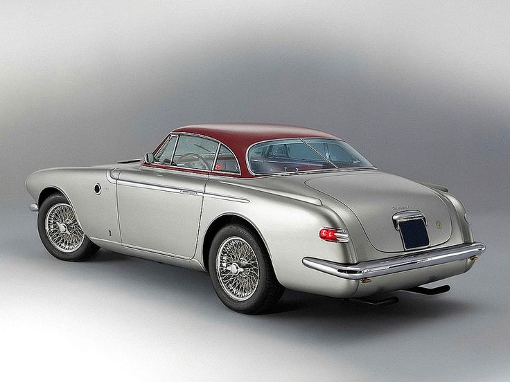 1953 Fiat 8V Vignale Coupé Maintenance/restoration of old/vintage vehicles: the material for new cogs/casters/gears/pads could be cast polyamide which I (Cast polyamide) can produce. My contact: tatjana.alic@windowslive.com