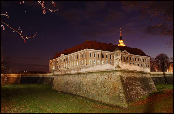 Castle in Rzeszów