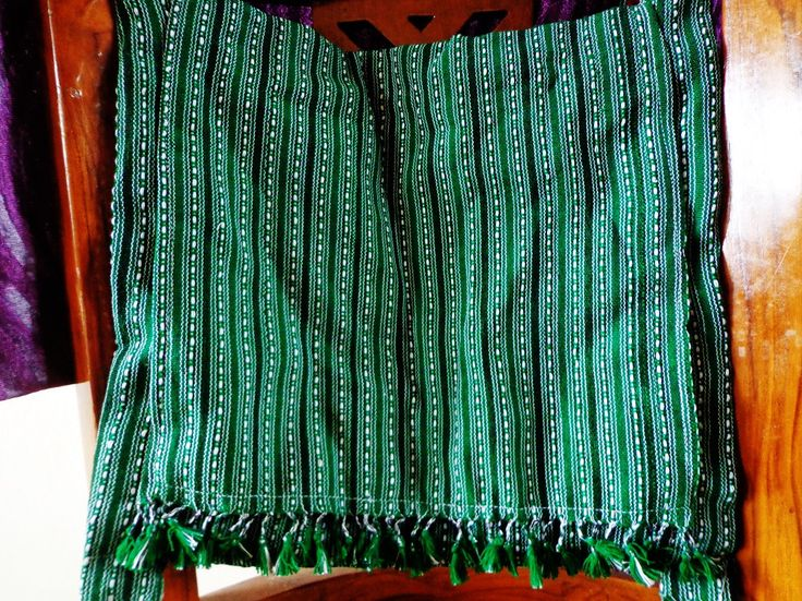Jhola Bag - Green from Lal10.com