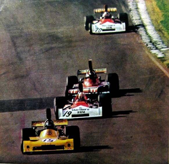 #15 Mike Beuttler (GB) - March 731 (Ford Cosworth V8) 10 (26) Clarke-Mordaunt-Guthrie-Durlacher #19 Clay Regazzoni (CH) - BRM P160E (BRM V12) 8 (15) Marlboro BRM #20 Jean-Pierre Beltoise (F) - BRM P160E (BRM V12) 9 (14) Marlboro BRM