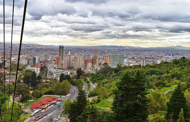 """Fotoviaje: Bogotá, Colombia. Día 2 """"Cerro de Monserrate más c..."""