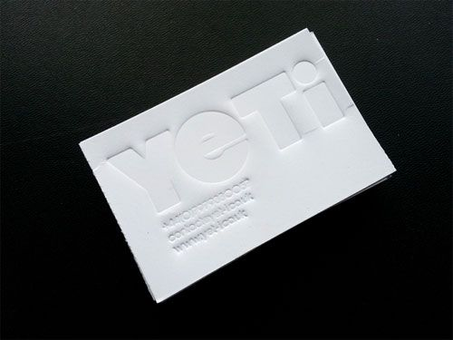 48 best top business cards images on pinterest creative business creative business card for yet i reheart Images