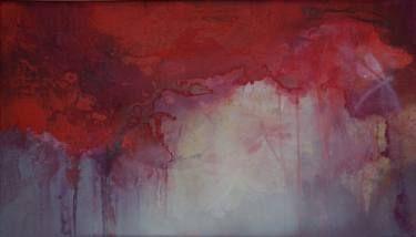 "Saatchi Art Artist Anna Tinhof-Zapletal; Painting, ""Dragonfly"" #art"