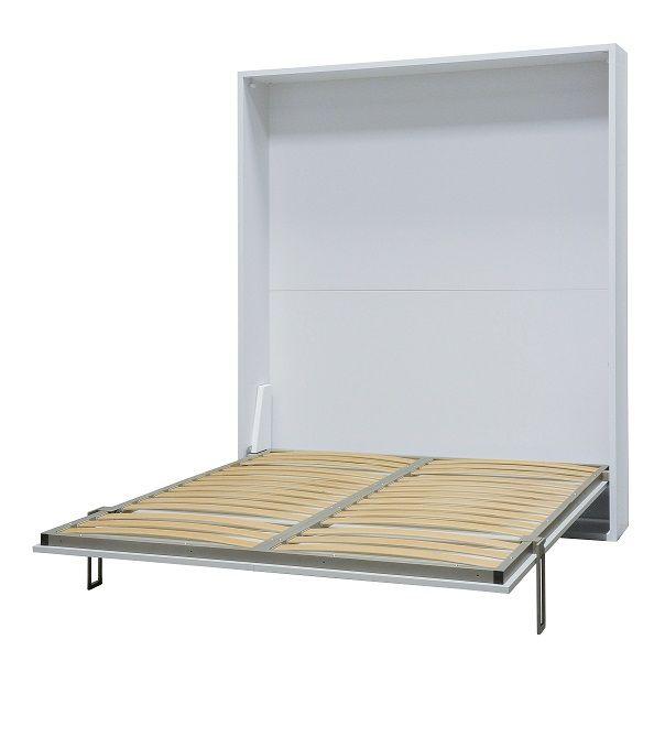 System do łóżek składanych, umożliwiający schowanie łóżka w szafie. Mechanizmy wykonane z wysokiej jakości surowców oferują nowe rozwiązanie dla snu,