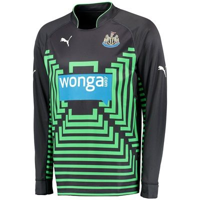 Puma Newcastle United Home Goalkeeper Shirt 2014/15 Newcastle UnitedHome Goalkeeper Shirt 2014/15Perfect your goalie skills in this Newcastle UnitedHome Goalkeeper Shirt. New for 2014/15, this shirt is ideal whether you are cheering on your favourit http://www.MightGet.com/february-2017-2/puma-newcastle-united-home-goalkeeper-shirt-2014-15.asp