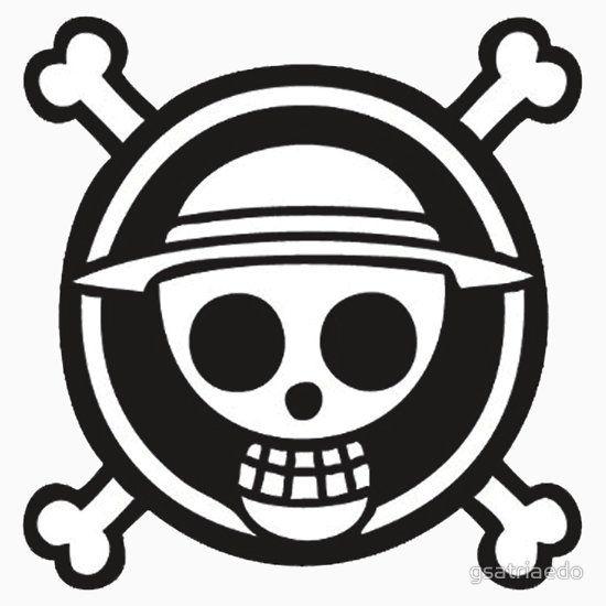 EDR 137 Straw Hat Pirates Logo