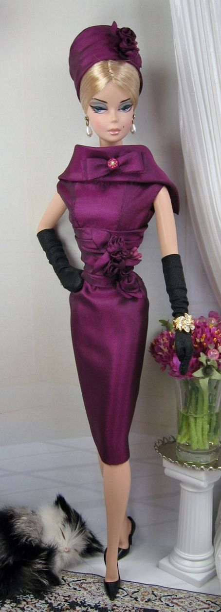 My first Matisse Fashion for my Barbie collection!