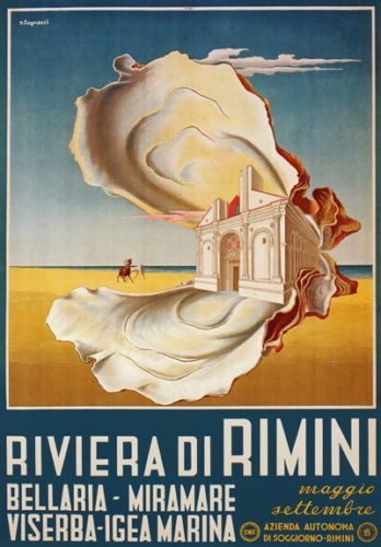 67 best Rimini images on Pinterest   Turismo, Travel posters and ...