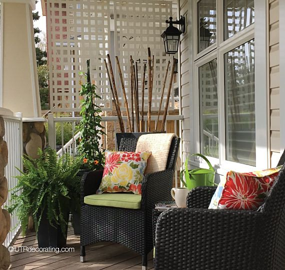 Summer Front Porch Decorating Ideas: Get Your Front Porch Summer Ready