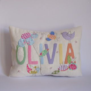 Bought this pillow for my Juliette and had her name embroidered & Best 25+ Embroidered name patches ideas on Pinterest | Unicorn ... pillowsntoast.com