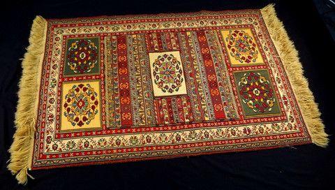 Sirjan Kilim (Code: 626 011 0103) - Persian Souvenir  - 1