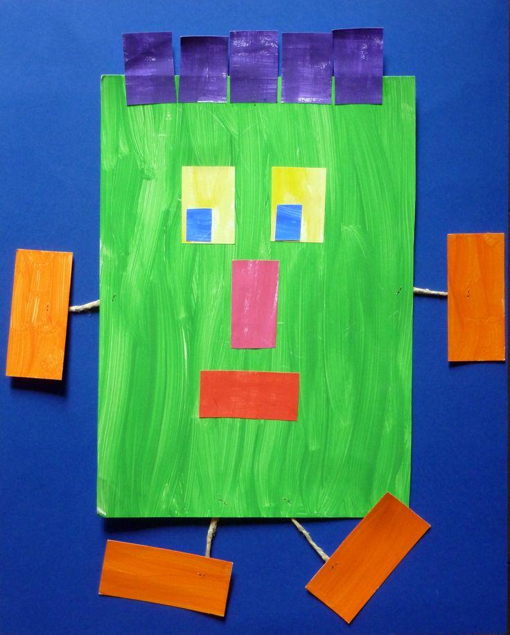 RETTANGOLO COME ME CHI C'E'? Ci sono tantissime cose che hanno la forma rettangolare nella nostra classe e i bambini ne trovano...