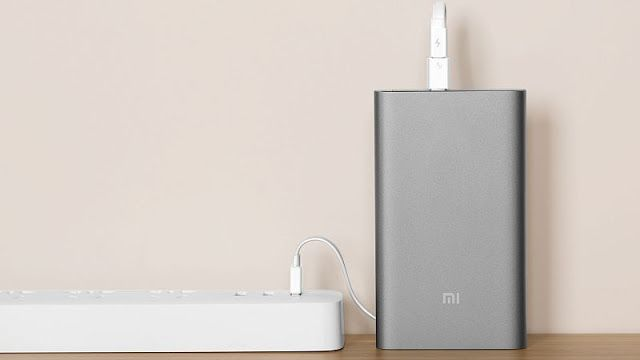 Xiaomi 10000mAh Mi Power Bank Pro With Fast Charging   Xiaomi has launched its 10000mAh Mi Power Bank Pro with USB Type-C in India. The company has listed the new power bank on its official site but it is not yet available to buy - a 'notify me' option has been provided however.  Priced at Rs. 1999 the newMi Power Bank Pro was unveiledin China earlier this year. It sports an aluminium body along with temperature input overload short circuit output overcurrent and reset protection features…