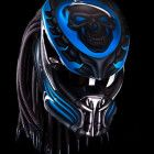 Awesome Predator helmet street fighter style !!!