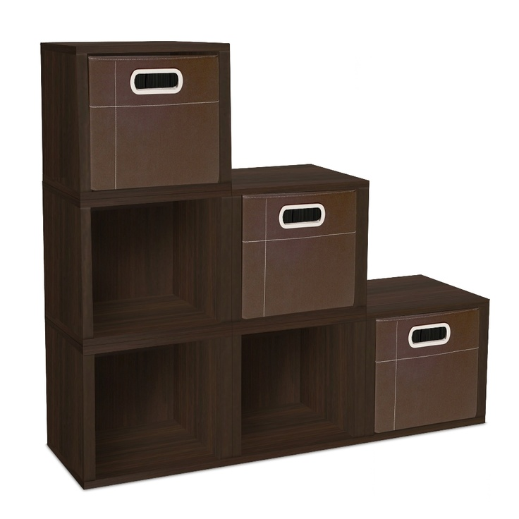 Nice 6 Piece Modular Storage Cubes By Way Basics. Want The Two Cube/one Basket  To The Side Of The Fireplace    Open Cubes For Wood, Basket For Fire  Starters, ... Design Ideas