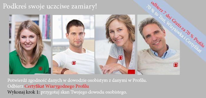 #promocja #gratis #zadarmo #MyDwoje #free #nagroda #nagrody #niespodzianka #bonusy https://www.mydwoje.pl/Pro…/nagradzamy-profile-z-Certyfkatem