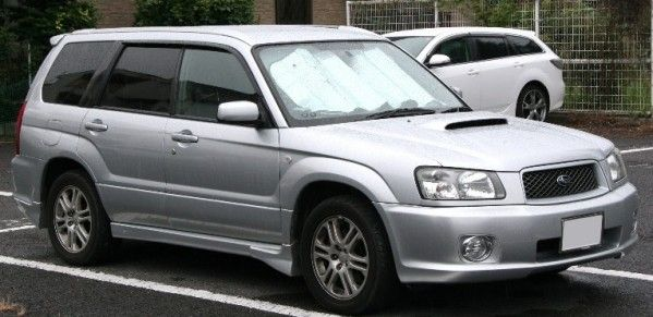 1999 Subaru Forester Service Repair Manual Repair Manuals Subaru Forester Repair