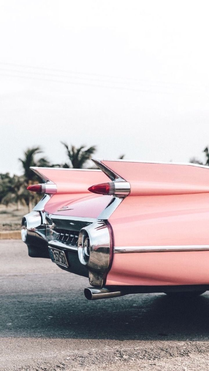 Cool Iphone X Wallpapers 2018 Oldies Pink Car Wallpaper In 2019 Aesthetic Vintage