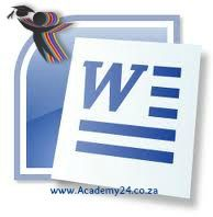 Learn all about Microsoft Word 2010 for only R495!! Via our E-Learning platform www.academy247.co.za.  Are you struggling with Microsoft word or do you just want to learn all the tip and secrets? Do you want a promotion fast at your company With Academy24/7 it is possible.                                        Despite the many alternatives that are out there, Microsoft Word remains one of the most popular word processors available.