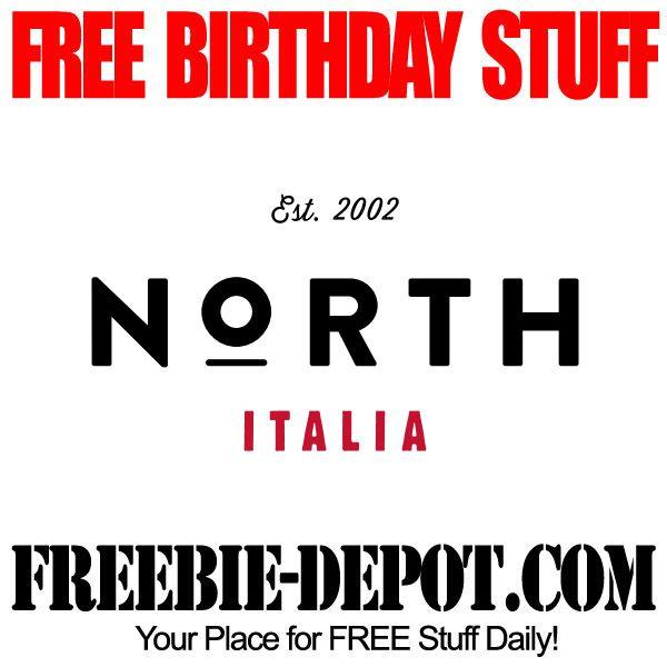 FREE BIRTHDAY STUFF – North Italia - FREE BDay Dessert