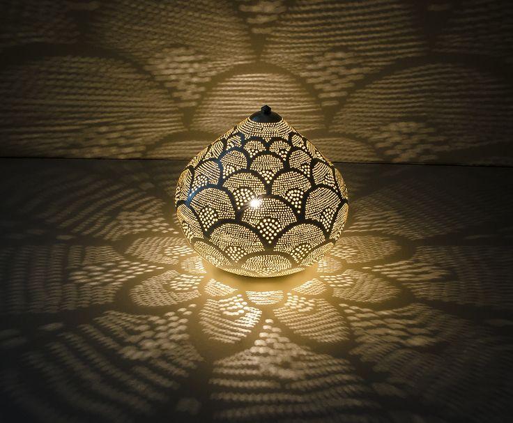 Oosterse-tafellamp