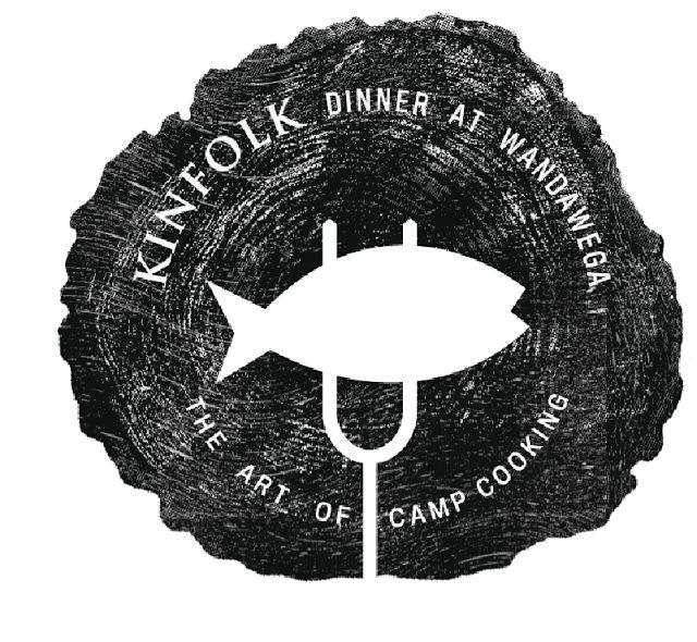 FOUND FREE & FLEA / A VERY MODEST COTTAGE: KINFOLK farm to table dinner at CAMP W. a couple seats left at the table.