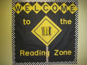 Lorri's School Library Blog: Fall - Thanksgiving - Back to School - Library Bulletin Boards--(Check my other posts for more bulletin board images)