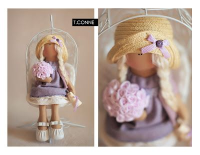 T.Conne doll - love her hat!!