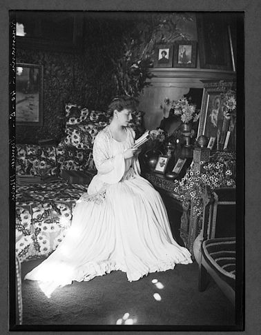 My great grandmother, Queen Marie of Romania (my father's grandmother)