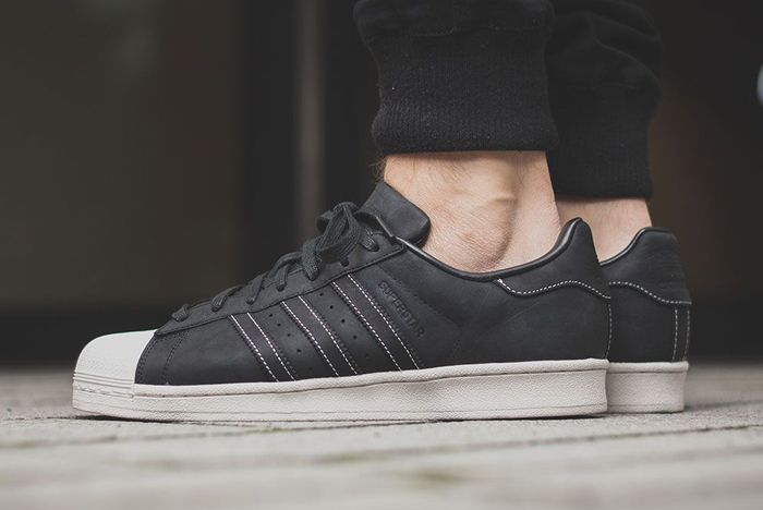 ADIDAS SUPERSTAR RT (CORE BLACK) - Sneaker Freaker