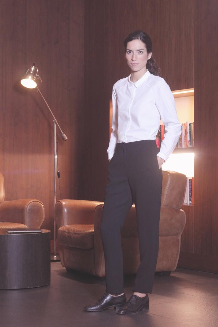 17 best images about uniforms on pinterest restaurant for Uniform spa manager