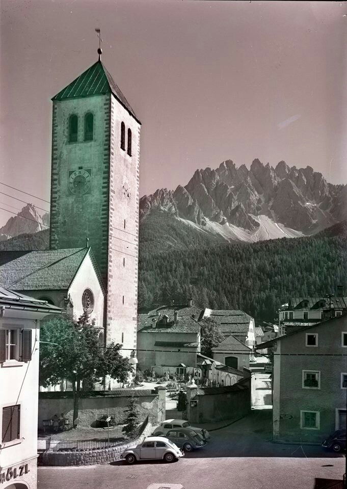 San Candido in the past