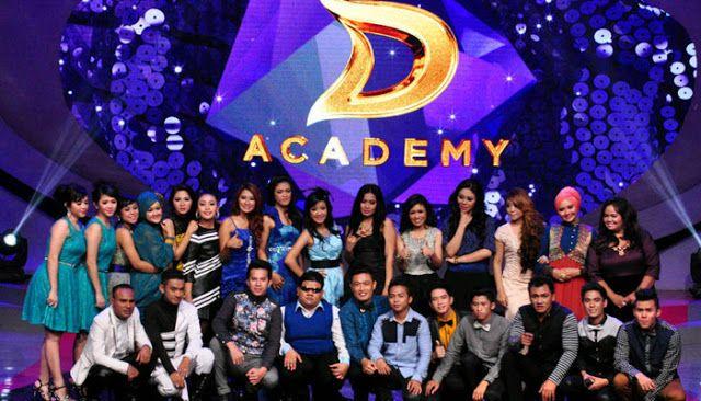 D'academy indosiar dihentikan penayangannya