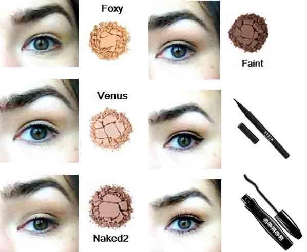 Makeup Tutorial: Fast Natural Makeup