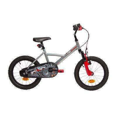 Vélos enfant Vélos, cyclisme - Vélo enfant 16 pouces Monster Truck suspension avant B'TWIN - Vélos