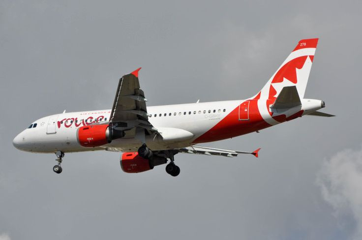 Air Canada's Rouge service between Toronto and San Diego now arrives midday at SAN.