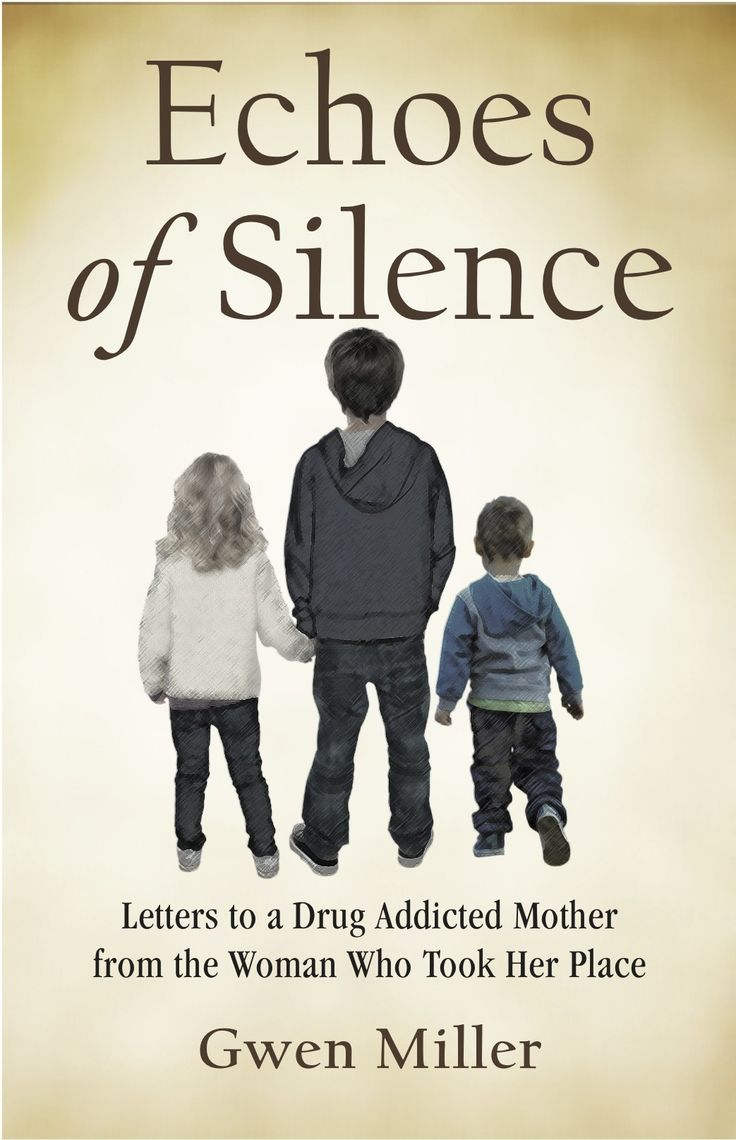 Echoes of Silence:  Letters to a Drug Addicted Mother from the Woman Who Took Her Place  Sophie Madison is a woman who is approaching the independence of middle age as the last of her children completes college. Suddenly, faced with the most difficult decision of her life, she is forced to choose between her own freedom and saving three neglected and abused young children. With their lives at the mercy of the foster adoption system...  http://gwenmiller.co/book/