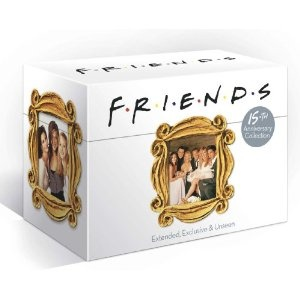 After wearing out 10 seasons of friends DVDs it's time to start on some new ones!!