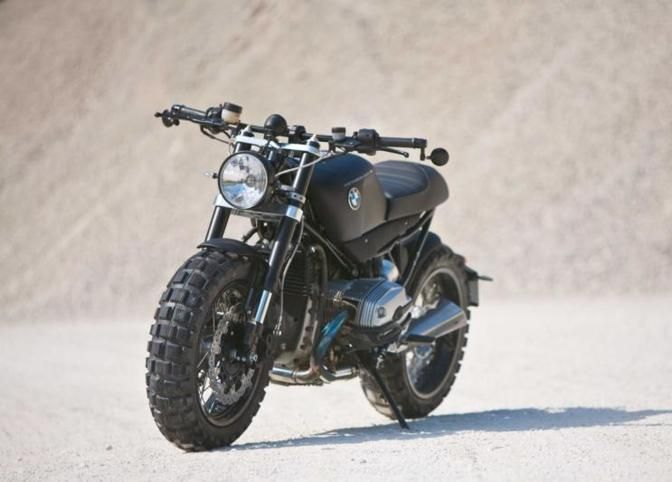 Cafe Racer Bmw Usate Idea Di Immagine Del Motociclo