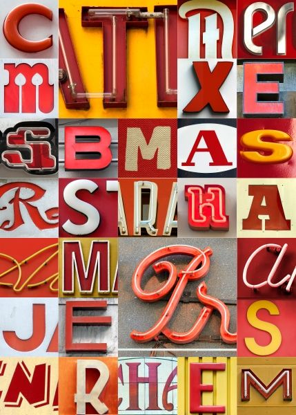 Street typography from Porto by Andrew Howard.