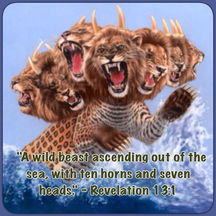 Stupid nonsensical cult beliefs. Wild beast- JWs were a member of the UN for years..