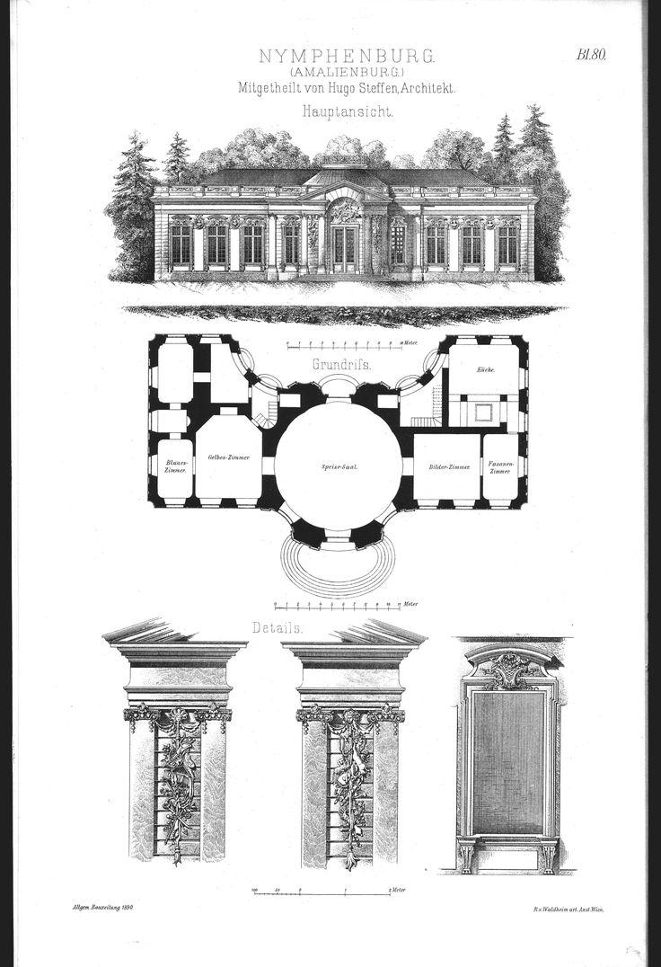 (notitle) – Desenhos e padrões da arquitetura antiga