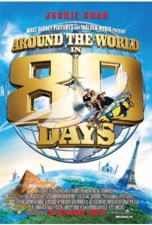 Around The World In 80 Days 2004 Online Full Movie.A bet pits a British inventor, a Chinese thief, and a French artist on a worldwide adventure that they can circle the globe in 80 days.