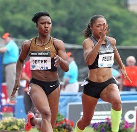 USA Track & Field - Carmelita Jeter